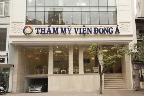 Địa chỉ phun xăm thẩm mỹ uy tín tại Hà Nội