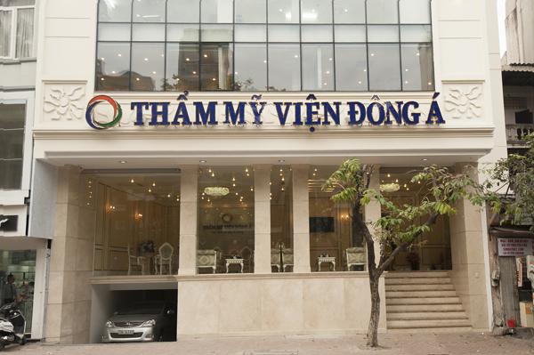TMV Đông Á cơ sở 212 Kim Mã, Ba Đình, Hà Nội