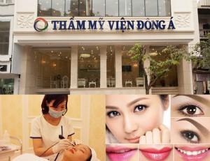 TMV Đông Á – Nơi hội tụ của các công nghệ thẩm mỹ tiên tiến