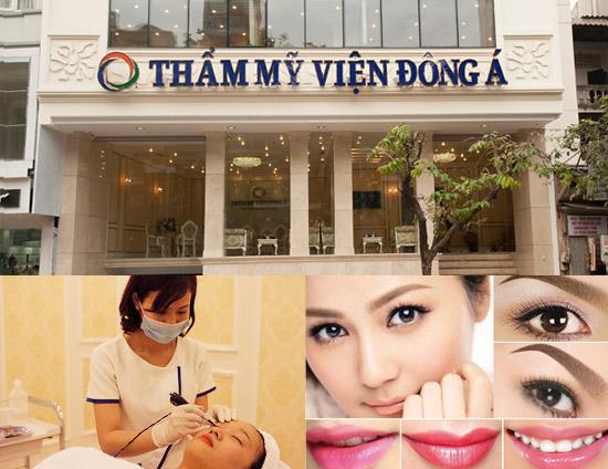 TMV Đông Á - Nơi hội tụ của các công nghệ thẩm mỹ tiên tiến 2