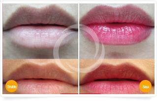 Môi hồng xinh xắn với kĩ thuật phun xăm môi mới 2