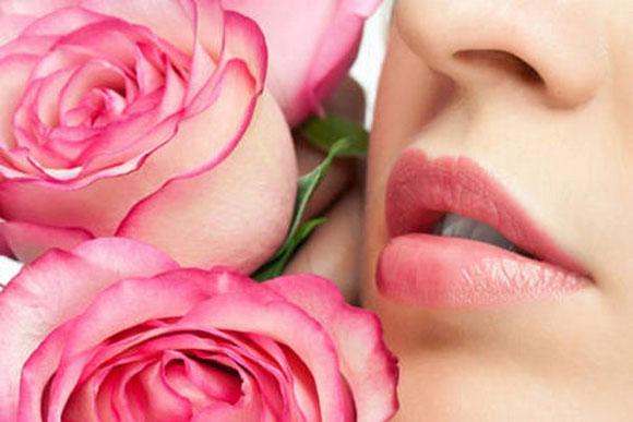 3 bí quyết để có đôi môi hồng tươi tắn tự nhiên