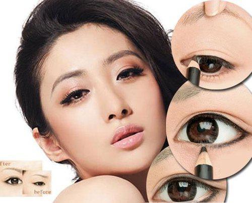 Mách bạn cách kẻ mí mắt trên giúp mắt to và đẹp hơn