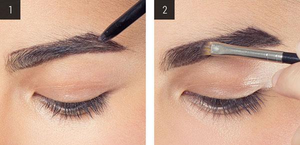 Bí kíp giúp bạn có lông mày ngang đẹp như sao Việt