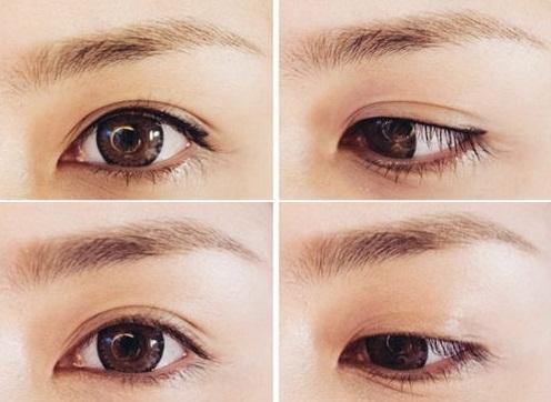 Chị em nên xăm mí mắt để giúp đôi mắt to đẹp hơn
