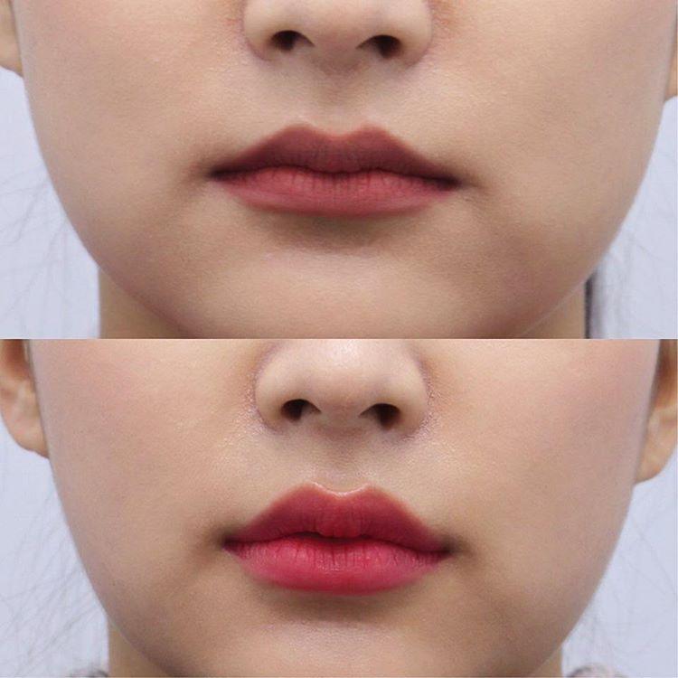 Xăm môi màu nào đẹp và phù hợp với da